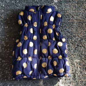 3T Puffer Vest
